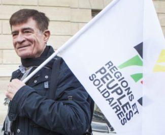 Gustave Alirol, président de Régions et Peuples Solidaires, membre de la direction du Partit Occitan et ancien conseiller régional Auvergne (2010-2015). Photo DR