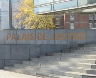 Palais de justice de Grenoble. © Place Gre'net Tim Buisson