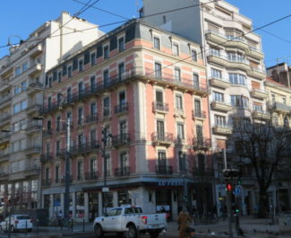 En tout, 31 logements ont été rénovés dans l'ancien hôtel Touring. © Tim Buisson – Place Gre'net