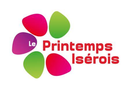 Logo du Printemps isérois