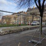 """Un """"nouveau visage"""" pour la place Victor-Hugo, avec des travaux jusqu'à l'été 2021"""