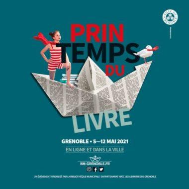 Le Printemps du livre se déroule du 5 au 12 mai à Grenoble