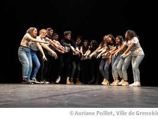 Emergences7 à Grenoble : des ateliers d'éloquence pour les 15-25 ans.Emergence - Ville de Grenoble