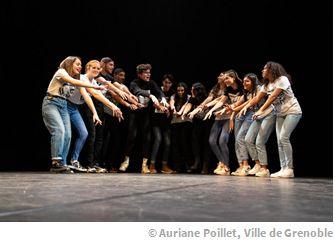 Emergences7 : des ateliers d'éloquence pour les 15-25 ans.Emergence - Ville de Grenoble