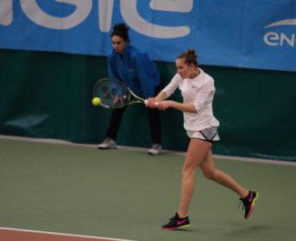 Une Marketa Vondrousova tennis