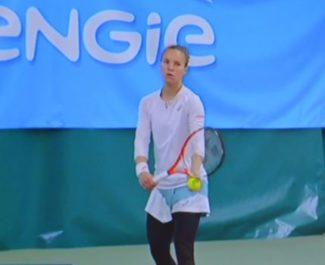 Une Golubic Engie Open de l'Isère tennis