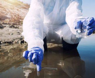 A Grenoble, l'analyse sanitaire des eaux usées permet de déceler de manière précoce une contamination au Sars-Cov2.