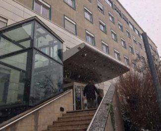 La clinique des Eaux Claires, propriété du groupe hospitalier mutualiste : une reprise par Doctegestio contestée © Patricia Cerinsek