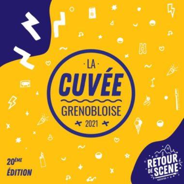 Visuel de la Cuvée Grenobloise 2021 © Retour de scène