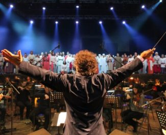 Patrick Souillot, directeur artistique, chef d'orchestre et créateur de la Fabrique de l'Opéra, qui fait aujourd'hui appel à un financement participatif.