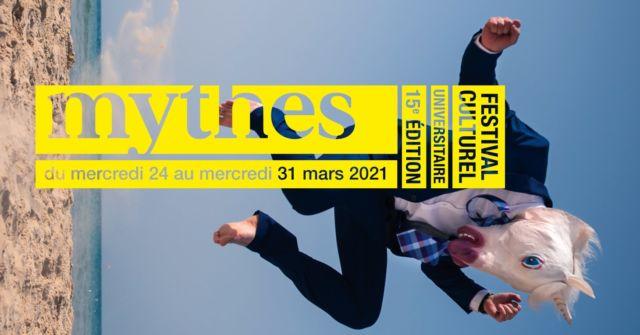Le Festival Culturel Universitaire 2021 sous le thème des Mythes.
