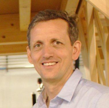 Adrien Favier, président des Côtes de Sassenage. Photo DR