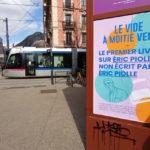 Le Vide à moitié plein, la gauche rouge-verte au pouvoir : un pamphlet sur le mandat d'Éric Piolle à Grenoble. © Muriel Beaudoing - Place Gre'net