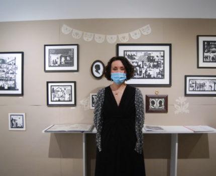 Stéphanie Miguet expose du 18 mars au 18 avril à la galerie Alter Art à Grenoble. © Sarah Krakovitch – Place Gre'net
