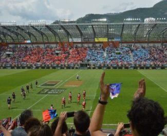 La Métropole de Grenoble est candidate à l'expérimentation du retour du public dans les stades et les salles de sport et le fait savoir.