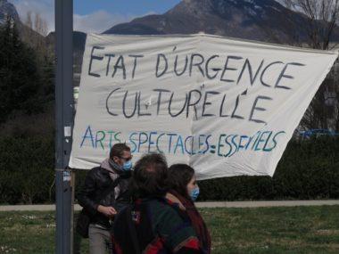 Etat d'urgence culturel art spectacles MC2. DR