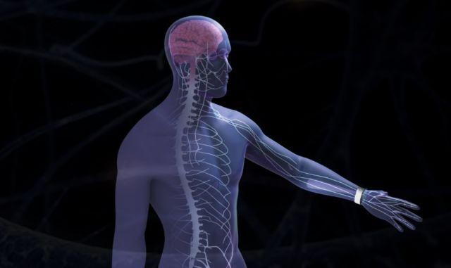 """Remedee Labs va tester un dispositif de """"stimulation des endorphines par ondes millimétriques"""" via un bracelet pour les personnes atteintes de fibromyalgie © Remedee Labs"""