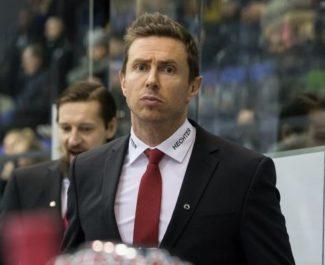 Photo de Jyrki Aho, nouveau coach des BDL