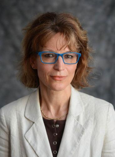Agnès Callamard, secrétaire générale d'Amnesty International © Amnesty International