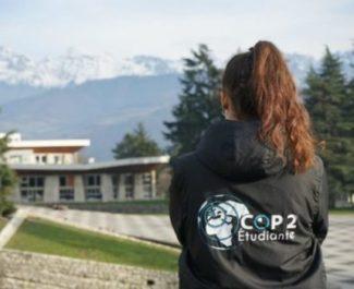 Université Grenoble Alpes - COP 2 Étudiante