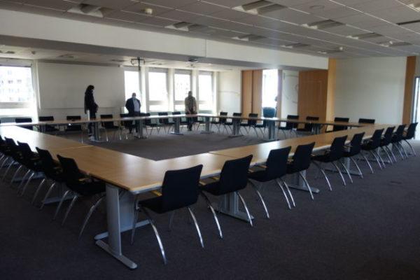 Salle de réunion centre communal Camille Claudel
