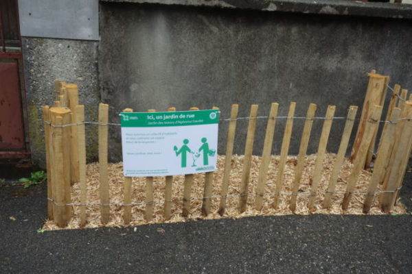 La Ville de Grenoble lance la plateforme Végétalise ta ville ! Jardin des voisins d'Alphonse Daudet