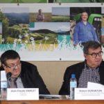 Le Département et la Chambre d'agriculture de l'Isère au chevet des agriculteurs touchés par la vague de gel