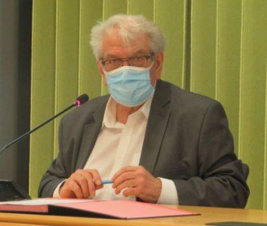Le maire d'Échirolles Renzo Sulli. © Tim Buisson – Place Gre'net