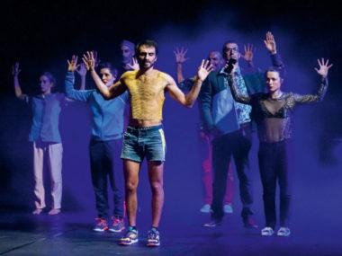 Dans le détail, spectacle de danse de Denis Plassard, présenté à La Rampe - La Ponatière d'Echirolles. © P. Borasci