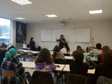 Grégory Faive - Lycée Argouges