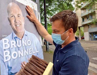 En Isère, la constitution de la liste autour de Bruno Bonnell fait grincer des dents (photo page Facebook LREM Isère)