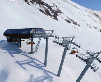 Le projet revu et corrigé de télésiège à L'Alpe d'Huez sied à peine plus à l'autorité environnementale. Son avis avait été balayé en février.