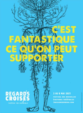 affiche festival Regards croisés 2021