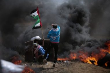 Le conflit israëlo-palestinien au coeur de l'actualité © Pixabay