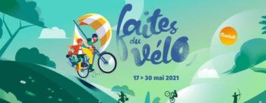 """Visuel """"Faites du vélo"""" 2021"""