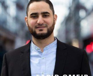 """Farid Omeir, tête de liste """"Agir pour ne plus subir"""" de l'Union des démocrates musulmans de français. Photo Facebook"""