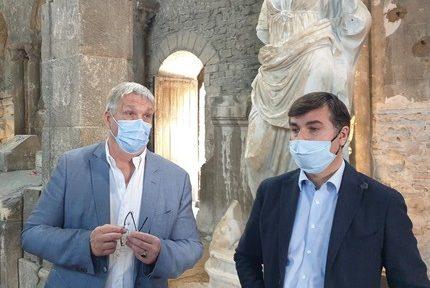 Le Département de l'Isère annonce la création d'un douzième musée départemental à Vienne