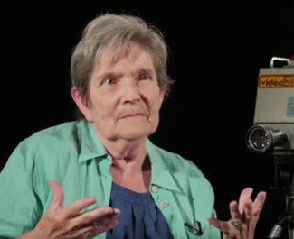 COUV Marie-France Motte en 2019 interviewée par videogazette.net Crédit Maison de l'Image