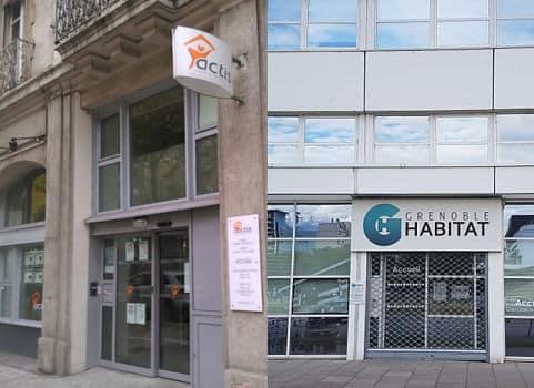COUV Rapprochement d'Actis et de Grenoble Habitat dans une société anonyme de coordination