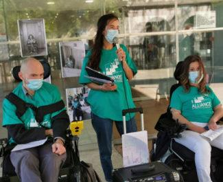 L'Alliance citoyenne annonce une tournée des députés pour défendre le changement de calcul de l'AAH