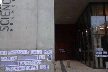 Accusations d'islamophobie à Sciences Po Grenoble: l'Inspection générale livre un rapport sans concession