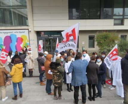 """Les opposants à la reprise du GHM redoutent une """"casse sociale"""" suite à la divulgation d'un courriel"""