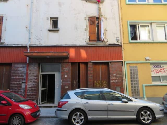 Grenoble : Incendie à la résidence Pierre-Valdo rue Revol