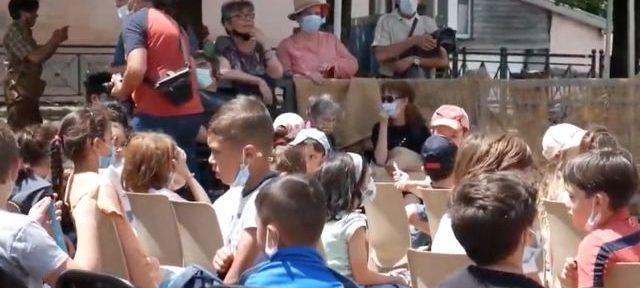 Deuxième édition de l'artisterie en fête à Fontaine en Isère