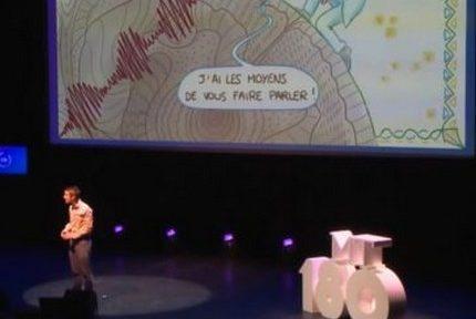 La finale Alpes du concours Ma thèse en 180 secondes en direct sur YouTube le 9 mars
