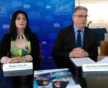 """Le Département de l'Isère retire sa délégation à Magali Guillot, visée par la justice pour """"abus de confiance"""""""