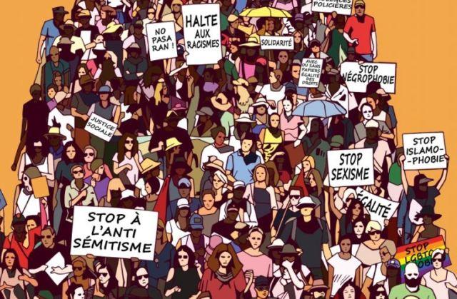 Un appel à la Marché des libertés est lancé pour le samedi 12 juin © Marche des libertés