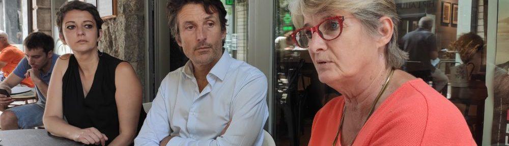 Une alliance de gauche contre Laurent Wauquiez