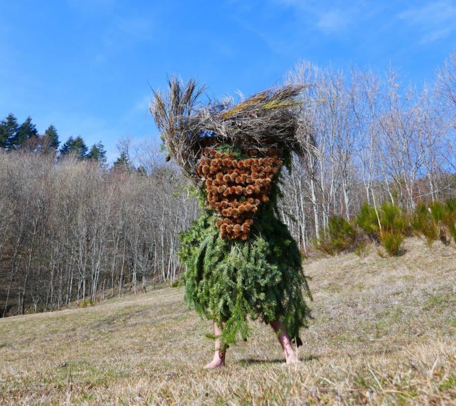 """Les Nuits des forêts propose de partir sur les traces des """"têtentaires"""" dans la forêt de Tréminis © Nuit des forêts"""