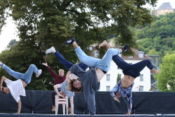 Festival Uriage en danse (c) Guy Delahaye